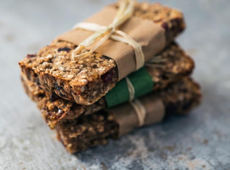 Spuntini Sani E Proteici : Snack ad alto contenuto proteico che sono sani e portatili